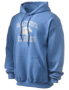 Valley Vista High School Eagles Ultra Blend 50/50 Hooded Sweatshirt
