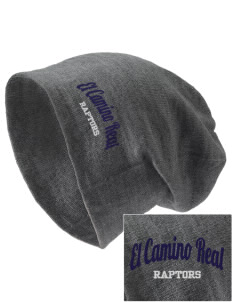 El Camino Real High School Conquistodores Embroidered Slouch Beanie