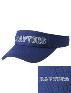 El Camino Real High School Conquistodores Embroidered Woven Cotton Visor
