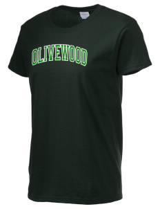 Olivewood Elementary School Mustang Women's 6.1 oz Ultra Cotton T-Shirt