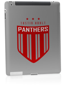 Tustin Adult School Panthers Apple iPad 2 Skin