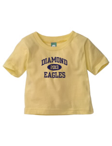 Diamond Elementary School Eagles Toddler T-Shirt