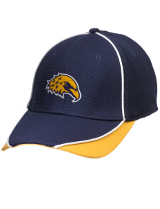 Diamond Elementary School Eagles Embroidered New Era Contrast Piped Performance Cap