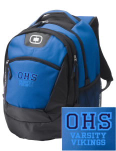 Oakmont High School Vikings Embroidered OGIO Rogue Backpack