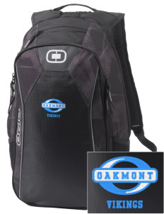 Oakmont High School Vikings Embroidered OGIO Marshall Backpack