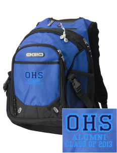 Oakmont High School Vikings Embroidered OGIO Fugitive Backpack