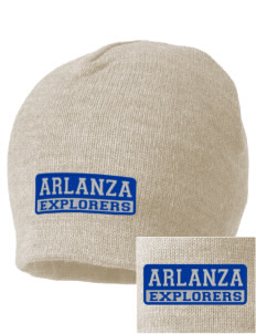 Arlanza Elementary School Explorers Embroidered Beanie