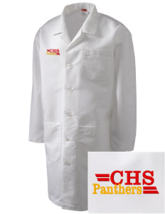 Corona High School Panthers Full-Length Lab Coat
