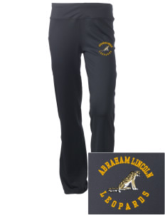 Abraham Lincoln Elementary School Leopards Women's NRG Fitness Pant