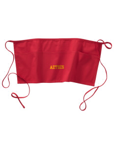 Palm Desert High School Aztecs Waist Apron with Pockets