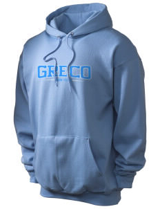 Greco Middle School Lion Cubs Champion Men's Hooded Sweatshirt