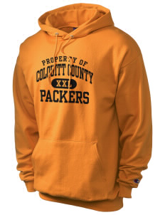 Colquitt County High School Packers Champion Men's Hooded Sweatshirt