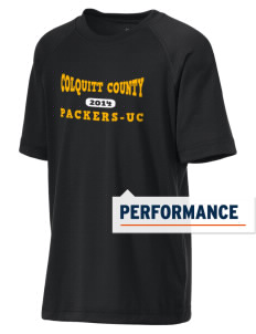 Colquitt County High School Packers Kid's Ultimate Performance T-Shirt