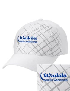 Waikiki Elementary School Waikiki Warriors Embroidered Mixed Media Cap