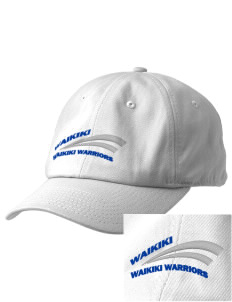Waikiki Elementary School Waikiki Warriors Embroidered Champion 6-Panel Cap