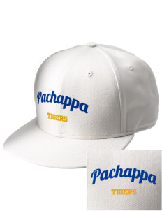 Pachappa Elementary School Tigers  Embroidered New Era Flat Bill Snapback Cap