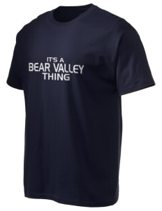 Bear Valley Elementary School Kodacs Hanes Men's 6 oz Tagless T-shirt