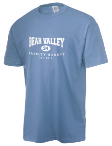 Bear Valley Elementary School Kodacs  Russell Men's NuBlend T-Shirt