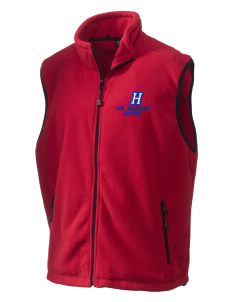 Highlands High School Scots Embroidered Unisex Wintercept Fleece Vest