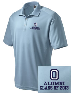 Oakview Community School Cougars Embroidered Nike Men's Dri-Fit Classic Polo