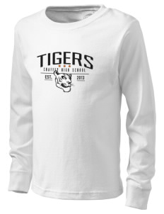 Chaffey High School Tigers  Kid's Long Sleeve T-Shirt