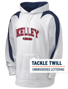 Kelley Elementary School Koalas Holloway Men's Sports Fleece Hooded Sweatshirt with Tackle Twill