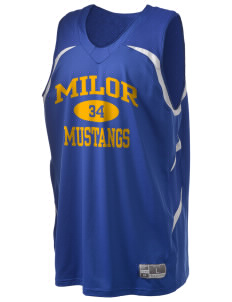Milor High School Mustangs Holloway Men's Dunbar Jersey