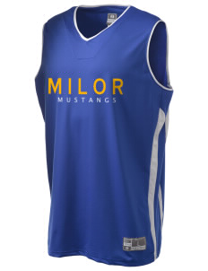 Milor High School Mustangs Holloway Men's Briggs Jersey