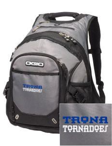 Trona High School Tornadoes Embroidered OGIO Fugitive Backpack