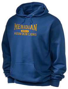 Meridian Elementary School Mountain Lions Holloway Men's 50/50 Hooded Sweatshirt
