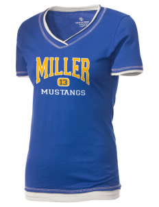 Miller Elementary School Mustangs Holloway Women's Dream T-Shirt