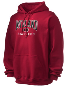 Midland Elementary School Rattlers Ultra Blend 50/50 Hooded Sweatshirt