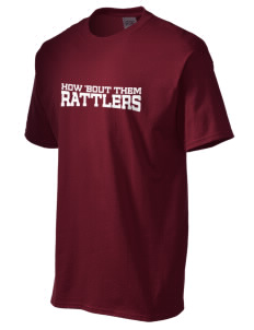 Midland Elementary School Rattlers Men's Essential T-Shirt