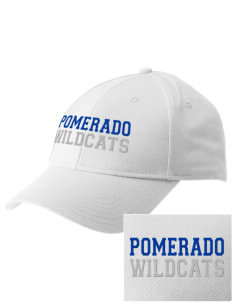 Pomerado Elementary School Wildcats  Embroidered New Era Adjustable Structured Cap