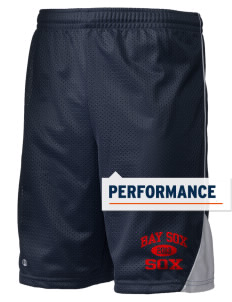"Bay Sox Sox Holloway Men's Possession Performance Shorts, 9"" Inseam"