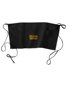 Ulloa Elementary School Sharks Waist Apron with Pockets