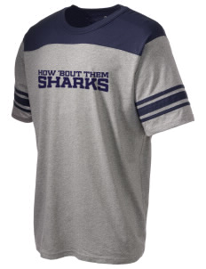 Ulloa Elementary School Sharks Holloway Men's Champ T-Shirt