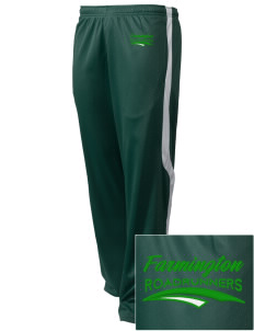 Farmington Elementary School Roadrunners Embroidered Holloway Men's Tricotex Warm Up Pants