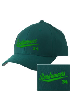 Farmington Elementary School Roadrunners Embroidered Pro Model Fitted Cap