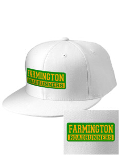 Farmington Elementary School Roadrunners Embroidered Diamond Series Fitted Cap