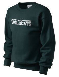 Weston Elementary School Wildcats Kid's Crewneck Sweatshirt