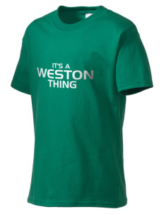 Weston Elementary School Wildcats Kid's Essential T-Shirt