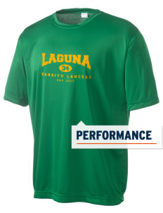Laguna Middle School Lancers Men's Competitor Performance T-Shirt