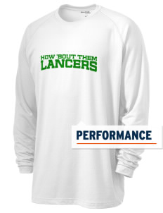 Laguna Middle School Lancers Men's Ultimate Performance Long Sleeve T-Shirt