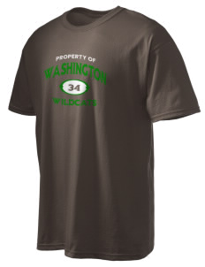 Washington Elementary School Wildcats Ultra Cotton T-Shirt