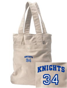 Arundel Elementary School Knights Embroidered Alternative The Berkeley Tote