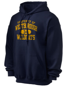 Westborough Middle School Wildcats Ultra Blend 50/50 Hooded Sweatshirt