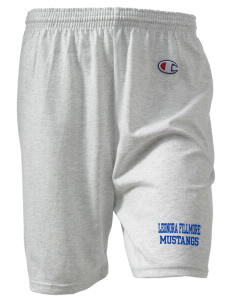 "Leonora Fillmore Elementary School Mustangs  Champion Women's Gym Shorts, 6"" Inseam"