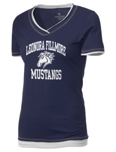 Leonora Fillmore Elementary School Mustangs Holloway Women's Dream T-Shirt