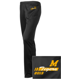 Morrill Middle School Tigers Embroidered Holloway Women's Contact Warmup Pants